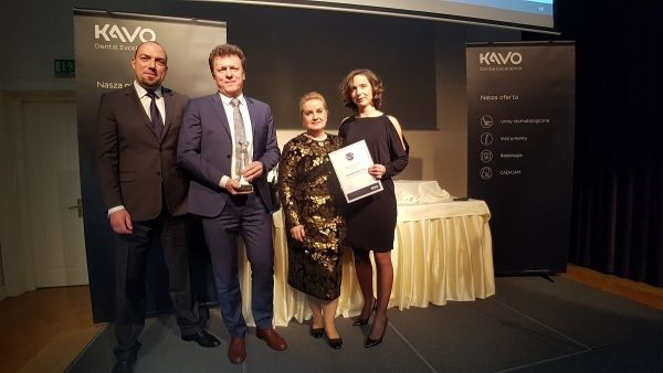 "Promedus - ""Best KaVo business partner Poland"""