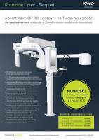 Radiologia KaVo - promocja lato 2020