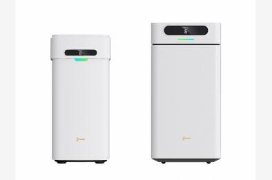 Woodpecker Plasma Air Purifier Q3 i Q7 - urządzenie do sterylizacji pomieszczeń