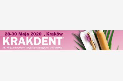 Targi Krakdent 2020 - stoisko nr W42