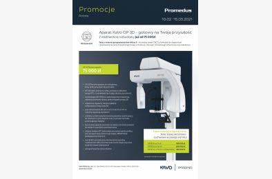 KaVo Imaging - promocja luty-marzec 2021