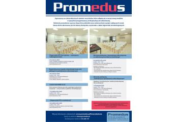Jesienny cykl szkoleń i warsztatów w Promedus