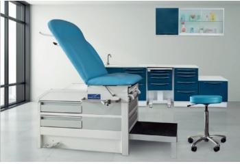 Promotal Kompact  - fotel ginekologiczny, medyczny