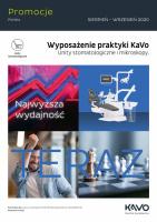 Promocje KaVo - sierpień, wrzesień 2020