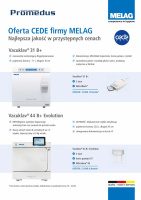 MELAG - promocja targowa CEDE 2019