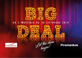 BIG DEAL 2019 - promocja na fotele ginekologiczne i medyczne