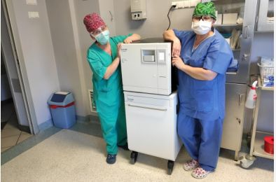 EUROKLINIKA – wyposażenie Kliniki Chirurgii Plastycznej w autoklaw EURONDA EXL
