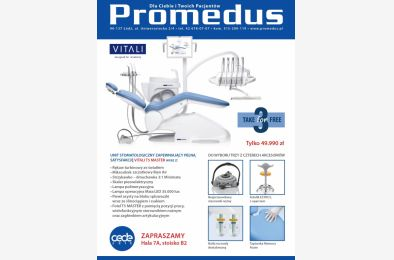 "Vitali T5 Master - promocja ""take 3 for free"""
