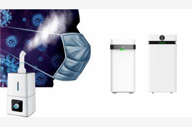 Sterylizator powietrza Woodpecker Q3 i Q7 + Fumigator Dental CV-19 za 50% - promocja