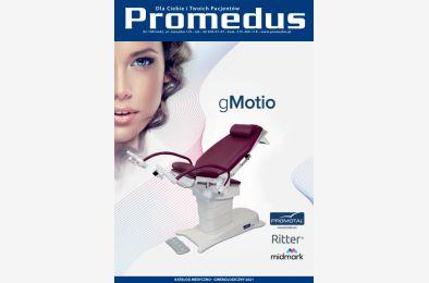 Katalog ginekologiczno-medyczny Promedus 2021