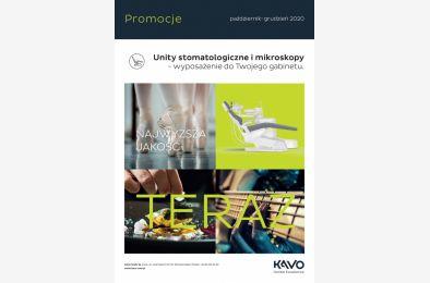 Unity KaVo, mikroskopy Leica - promocja jesień 2020