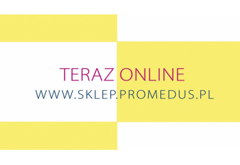 TERAZ ONLINE - nowy sklep.promedus.pl