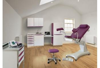 Promotal Elansa - fotel ginekologiczny, medyczny