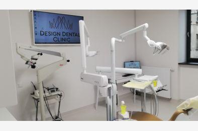 Design Dental Clinic - wyposażenie nowej kliniki w Łodzi
