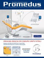 VITALI V8 Touch - promocja Krakdent 2020