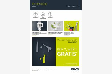 Promocje KaVo, Leica - Krakdent 2020