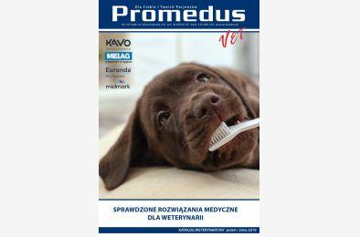 Promedus VET - otwarcie na rynek weterynaryjny