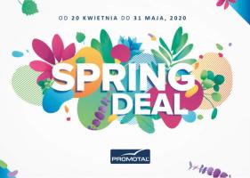 SPRING DEAL 2020 - promocja na fotele ginekologiczne oraz medyczne