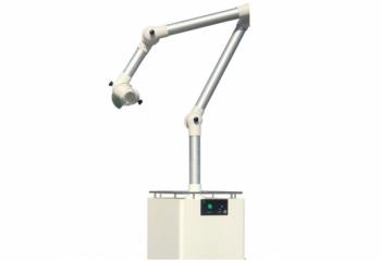 Suction Extraoral System CV-19 - ssak zewnętrzny, wolnostojący
