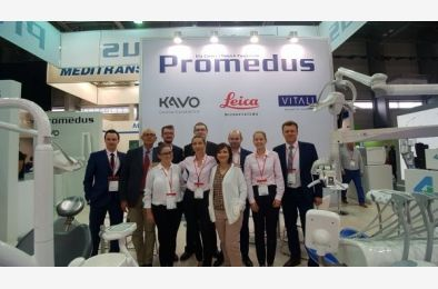 CEDE 2018 - dziękujemy za odwiedzenie naszego stoiska Promedus